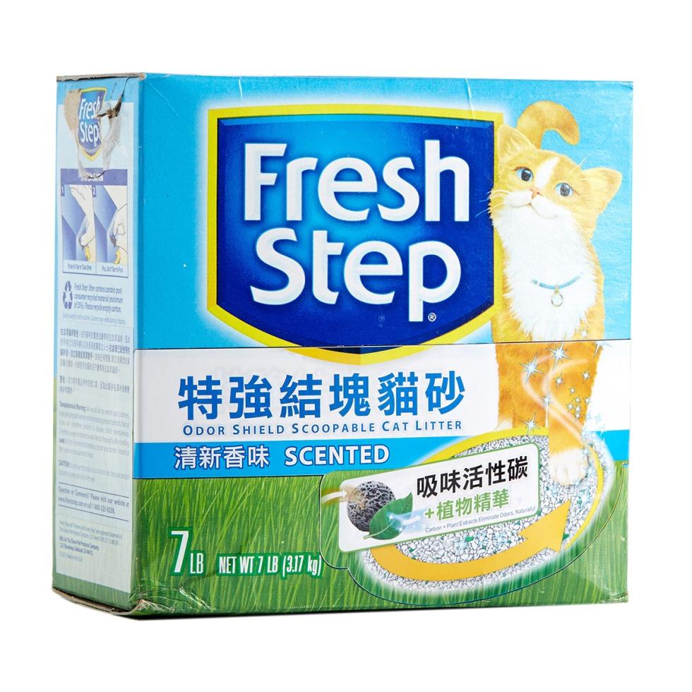 Fresh Step - 香味貓砂.jpg
