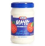 卡夫 - 蛋黃醬(白汁)