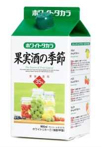 Takara - 果實酒季節燒酌