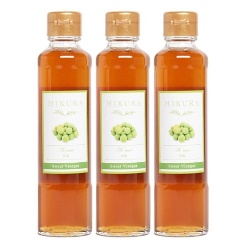 VIA TOKYO - Sweet Vinegar MIKURA 青梅甜醋