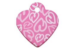 Therese Tag & Pet Accessories - Be My Baby & Therese Dog 合作 Be My Baby Logo 小心
