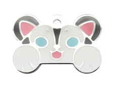 Therese Tag & Pet Accessories - 雪橇犬水磨膠大狗骨